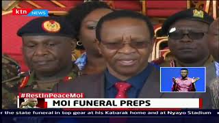 What to expect during the burial of Former President Daniel Moi