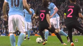 Manchester City vs PSG 1-0 (de Bruyne) 2016 (HD)