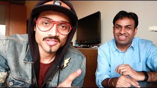 Casual Talk With Bhuvan Bam (BB KI Vines) His Tech Gear & Cameras
