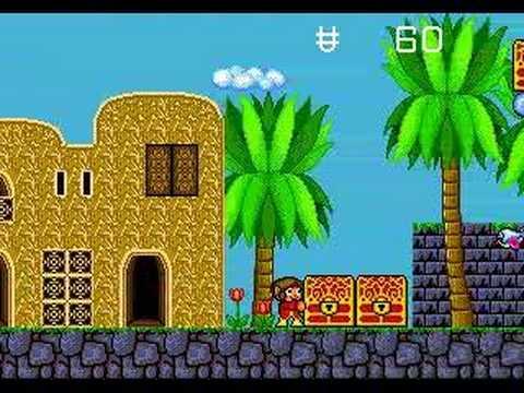 Alex Kidd in the Enchanted Castle (Mega Drive) - Aukció - Vatera.hu Kép