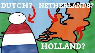 Why Are People From The Netherlands Called Dutch?