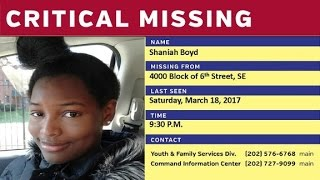 Missing black teens in DC spark outrage
