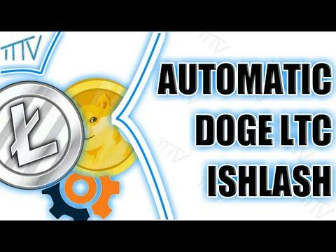 DOGE LTC CLICK BOTDA AVTOMATIK ISHLASH/CMD ORQALI PYTHON FAYLLARNI OCHISH