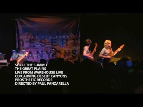"SCALE THE SUMMIT ""The Great Plains"" LIVE (HD) (CD Release Show)"