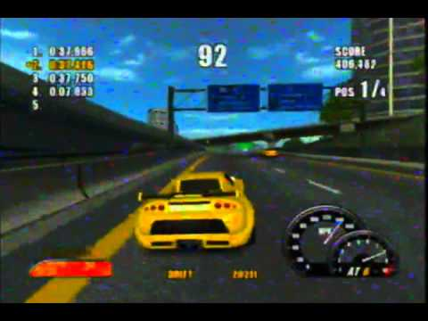 burnout 2 point of impact gamecube review