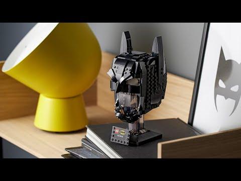 Vidéo LEGO DC Comics 76182 : Le masque de Batman