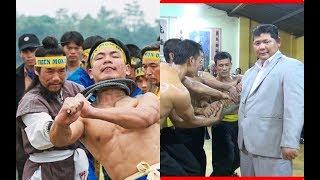 Cao thủ võ Việt trả lời thực hư màn khí công