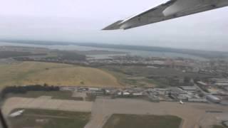 Взлёт Ан 148 100 Е RA 61711 А\К Ангара - август 2015 Иркутск - Новосибирск