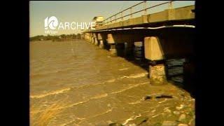 WAVY Archive: 1981 Smithfield Underwater Lines Cut