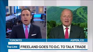 Trump going 'bonkers' on Canadian trade would hurt U.S.: Heyman