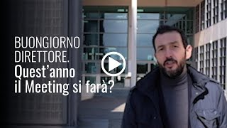 Road to Meeting 2021 - Come sarà il Meeting 2021