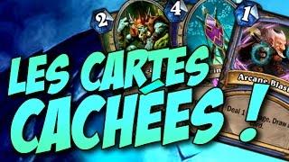 CARTES CACHÉES D'HEARTHSTONE   LES ARCHIVES EP1