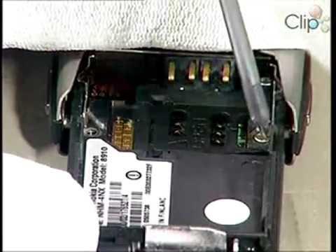 как разобрать Nokia 8910 8910i