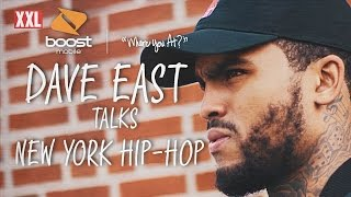 Dave East Shares His History With New York Hip-Hop