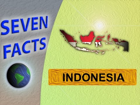 7 Facts About Indonesia
