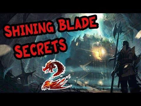 Guild Wars 2 - Shining Blade Secrets [#147] PC Gameplay česky | Living World Season 3 | Bukk