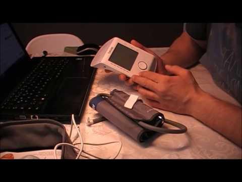 Präsentation pro arteriellen Druck