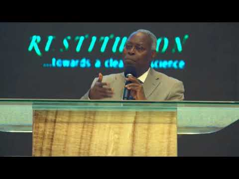Pastor W. F. Kumuyi- Divine Cure for Man's Anger Me