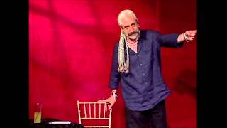 Vahe Berberian talks about his travels to Armenia