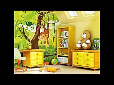 15 Einrichtungsideen für Dschungel Kinderzimmer und Safari Deko