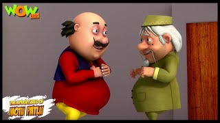 Motu Patlu New Episode | Hindi Cartoons For Kids | Humshakal Ki Talaash | Wow Kidz