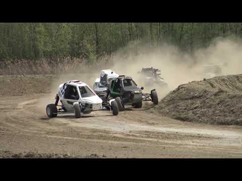Championnat d'Italie autocross, avec Valentin Comte