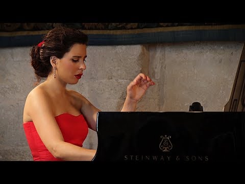 GRANADOS Allegro de Concierto by world-class concert pianist Stephanie ELBAZ