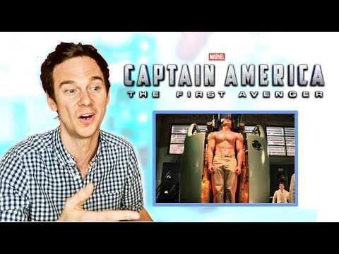Doctor Breaks Down Medical Science in CAPTAIN AMERICA and THE AVENGERS movie | Doctor Reacts
