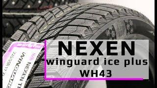 NEXEN Winguard Ice Plus WH43