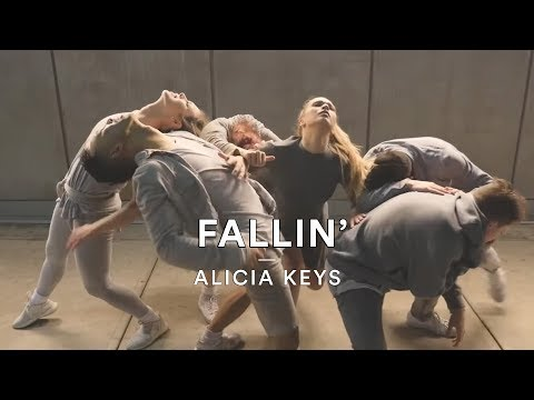Alicia Keys – Fallin' | Carlo Atienza Choreography | Dance Stories