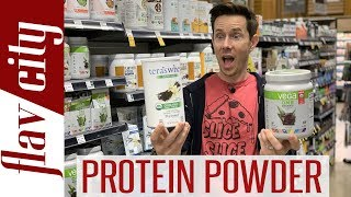 Protein Powder Review - The BEST Protein Powder To Buy & What To Avoid!