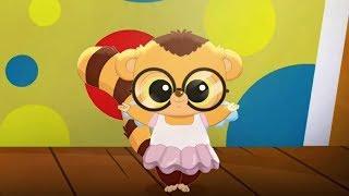 Юху и его друзья - все серии про Руди- сборник - веселый мультфильм для детей