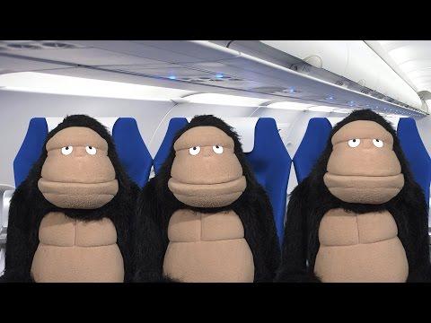 Slik unngår du å bli en idiot på flyet