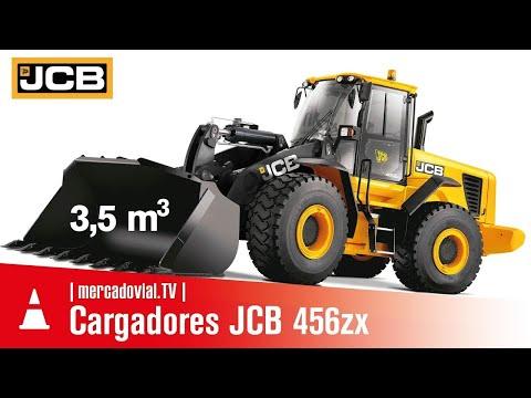 INFORME Cargadores Frontales JCB 456 ZX  - 3,5 m3 Balde  - Dercomaq Chile