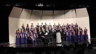 2016-17 Granger Concert Choir- Kia Hora Te Marino