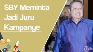 Prabowo: SBY Minta Jadi Juru Kampanye