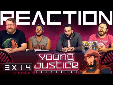 """Young Justice 3x14 REACTION!! """"Influence"""""""