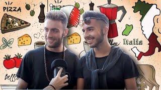 Italian Men Talk Approach & Stereotypes