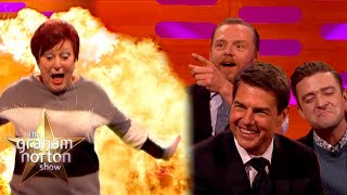 The Funniest Audience Moments!   The Graham Norton Show