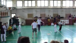 preview picture of video 'Castrum SC Kyokushin Karate verseny Kapuvár.(2010)'