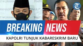 BREAKING NEWS: Komjen Agus Andrianto Ditunjuk Jadi Kabareskrim Polri, Berikut Rekam Jejaknya