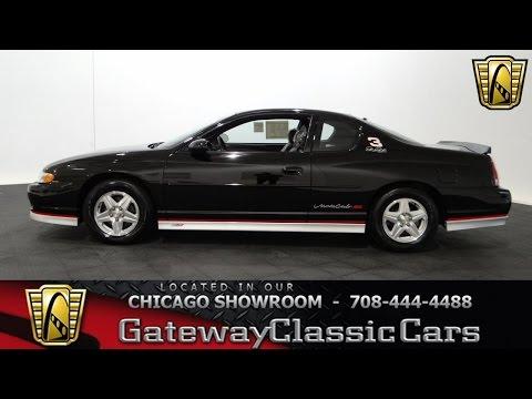 2002 Chevrolet Monte Carlo for Sale - CC-952499