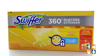 Swiffer Dusters With Extendable Handle 6 Starter Kits Pgc