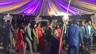 | Goan Wedding Band  Black In White | Konkani Dancing Session | Weddingsdegoa | Mark Revlon |