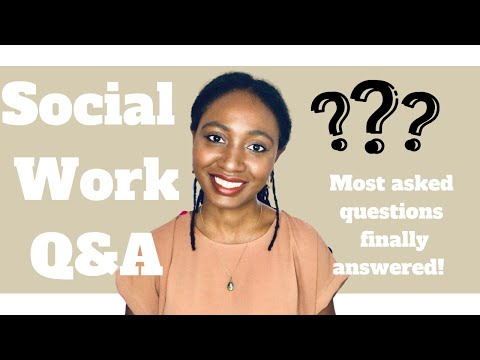 Social Work Q&A | Is getting an MSW hard, Online degree programs ...