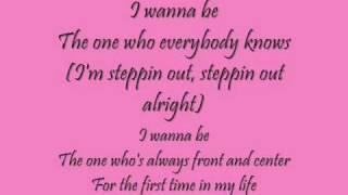 I'm The One - Cheetah Girls With Lyrics