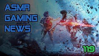ASMR Gaming News (119) Battlefield V, PUBG, KH3, PS5, Detective Pikachu, FNAF, Game Awards + More!