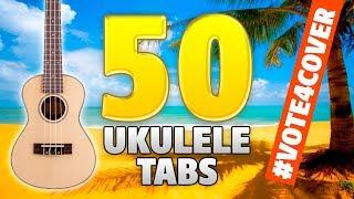 ukulele fingerstyle tabs - TH-Clip