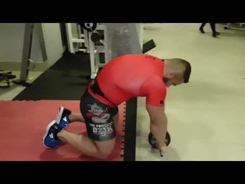 Ćwiczenia na osłabienie mięśni