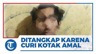 Terpergok Mencuri Uang Kotak Amal, Pemuda di Padang Ditangkap Warga